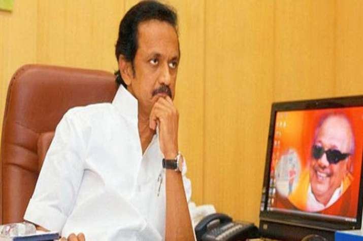 DMK की अहम मीटिंग आज, स्टालिन का सीधे द्रमुक का राजा बनना तय- India TV
