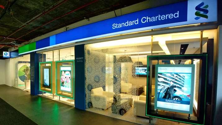 standard charted bank- India TV Paisa