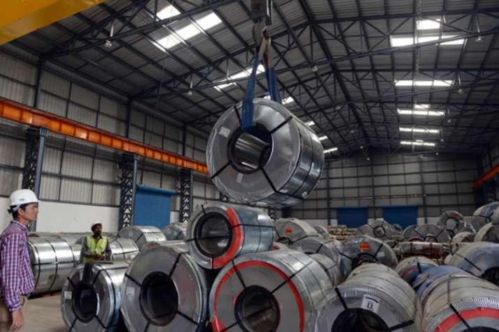 steel output- India TV Paisa