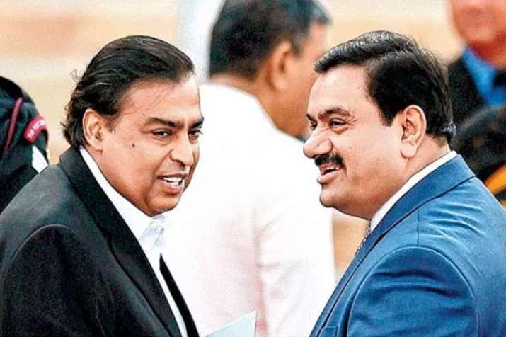 Mukesh Ambani and Gautam Adani companies gain maximum on Tuesday as Sensex and Nifty rose to high- India TV Paisa