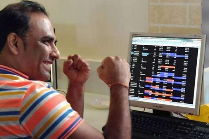 Sensex and Nifty rose to new record high on Monday- India TV Paisa