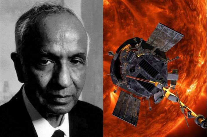 Subrahmanyan Chandrasekhar is the man behind Nasa's mission to touch the Sun | AP- Khabar IndiaTV