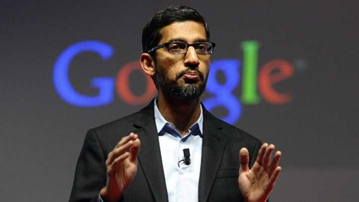 Google CEO Sundar Pichai- India TV Paisa