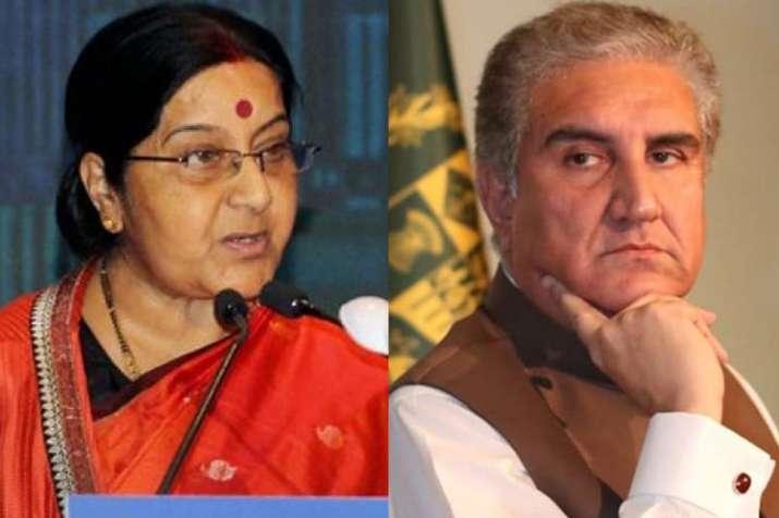 Sushma Swaraj may meet Shah Mehmood Qureshi in UN next month: Report   PTI/AP- India TV