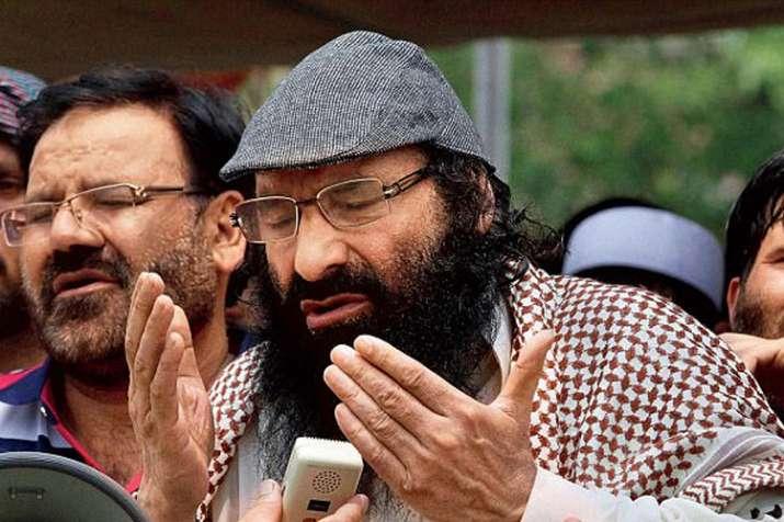 टेरर फंडिंग मामले में एनआईए ने हिजबुल मुजाहिद्दीन प्रमुख सैयद सलाहुद्दीन के बेटे को किया गिरफ्तार- India TV