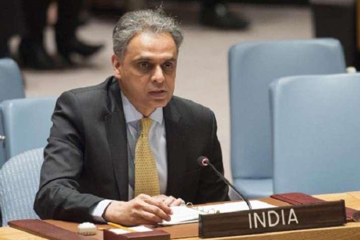 कश्मीर मुद्दा उठाने पर भारत ने पाकिस्तान को लताड़ा, इमरान से जताई उम्मीद- India TV