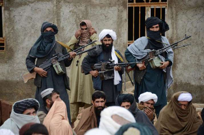 Taliban suicide bomber killed three NATO forces on a foot patrol in eastern Afghanistan | AP Represe- India TV