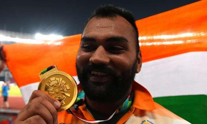 तेजेन्दरपाल ने 20.75 मीटर के साथ भारत का परचम लहराया- India TV
