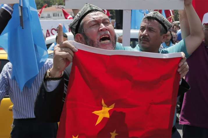 China may have detained more than 1 million Uighurs in secret camps, says United Nations | AP Repres- Khabar IndiaTV