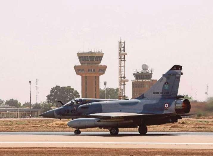 Jihadist leader three others killed in Mali French...- India TV