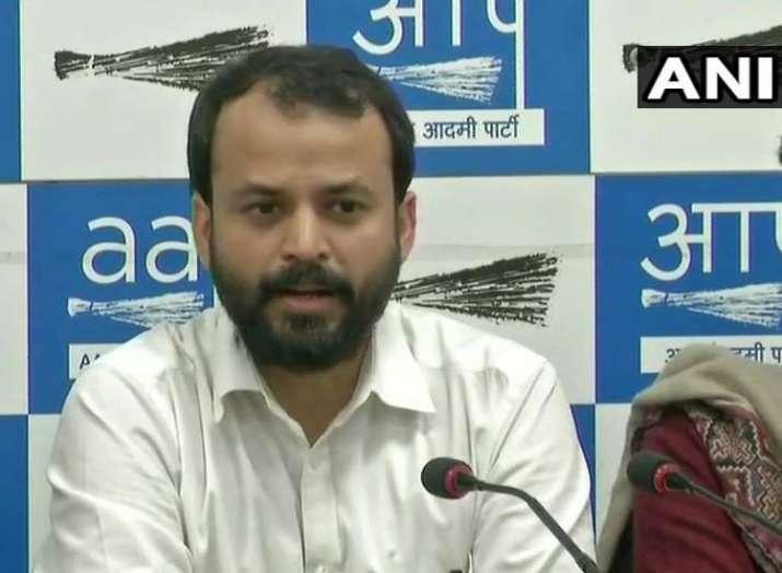 Ashut Khaitan resigns from AAP after Ashutosh- India TV
