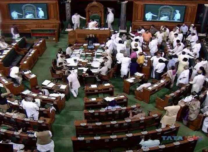 parliament session- Khabar IndiaTV