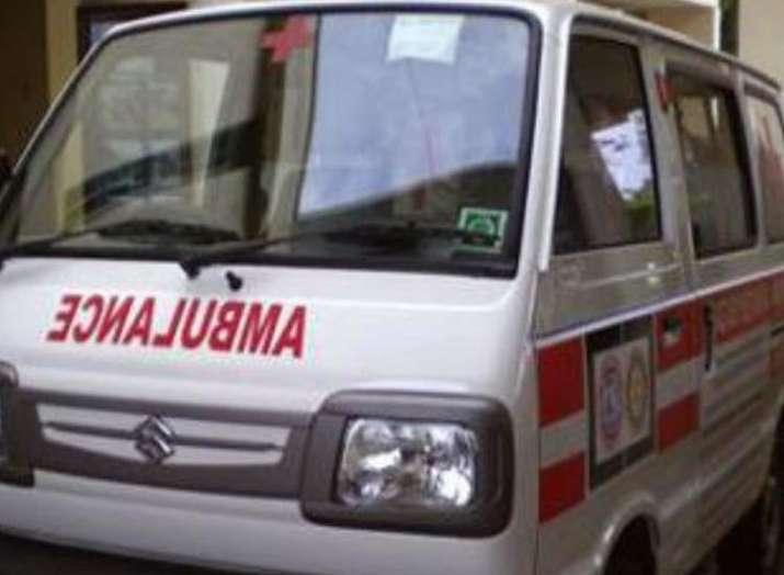 ambulance- India TV