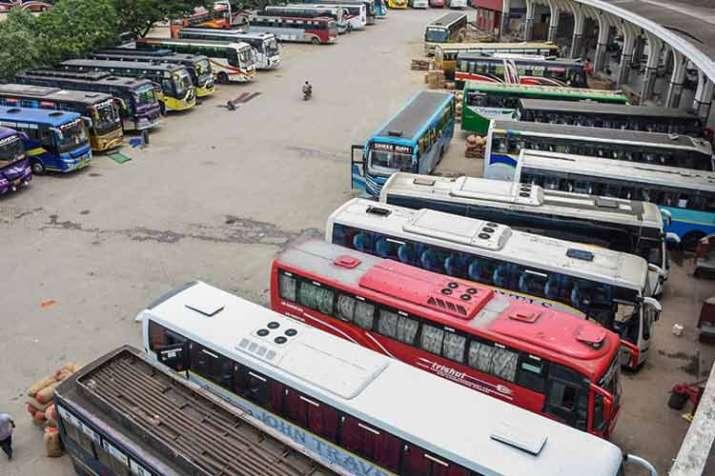 transport strike- India TV