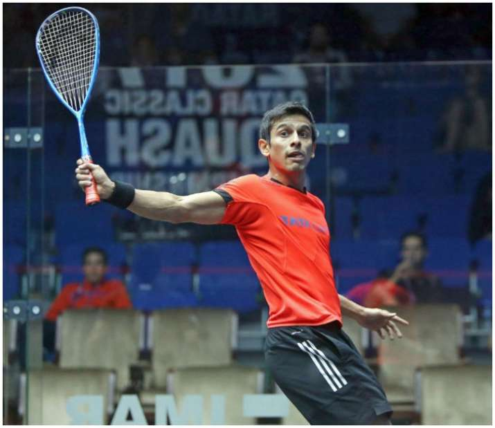 India beat Qatar by 2-1 in Squash- India TV
