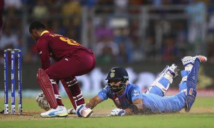 भारत बनाम वेस्टइंडीज- India TV