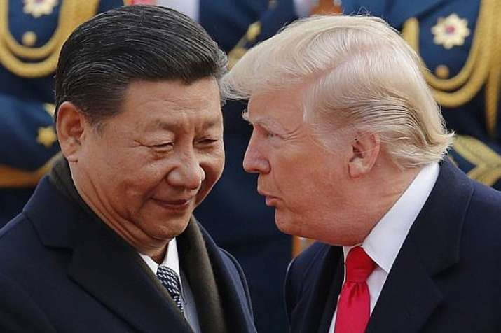 China slams 'absurd logic' from US after Trump blames Beijing for stalled talks with North Korea- India TV