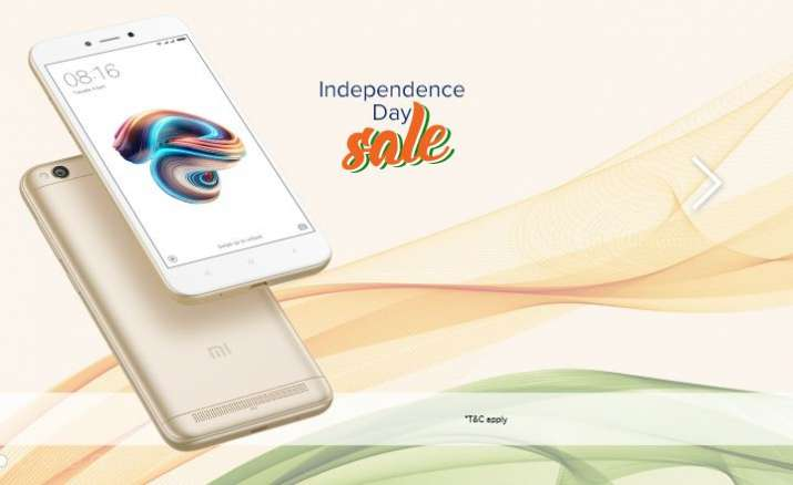 Xiaomi Independence Day Sale- IndiaTV Paisa