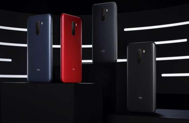 Xiaomi's Pocophone launches 3 Poco F1 phones on Wednesday- India TV Paisa