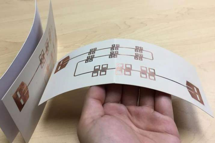 Printable metal tags turn everyday objects into smart, connected devices | Xinyu Zhang et al- India TV