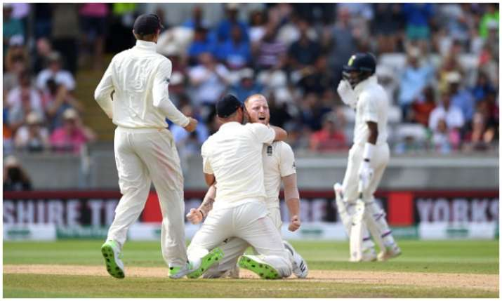 इंग्लैंड टीम। Photo: Getty...- India TV