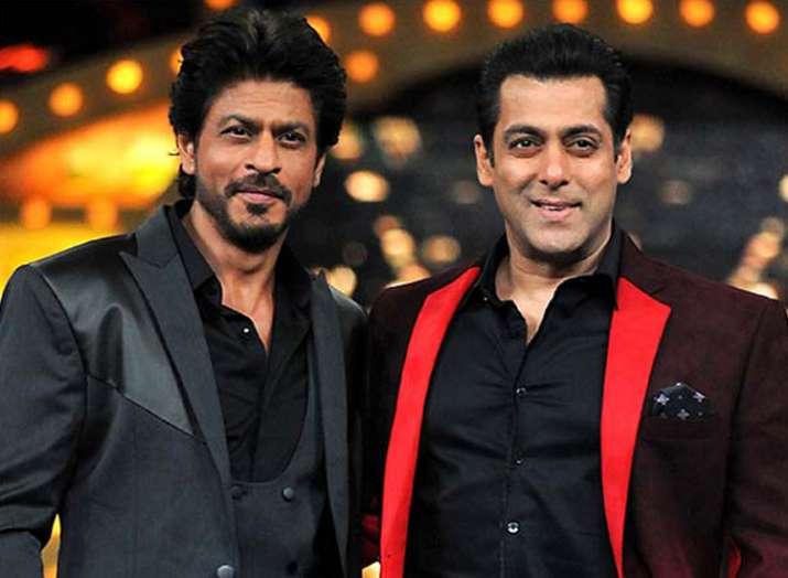 Shah Rukh Khan Salman Khan- India TV