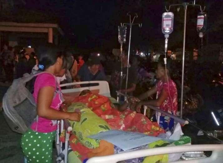 भूकंप, इंडोनेशिया, सुनामी- India TV