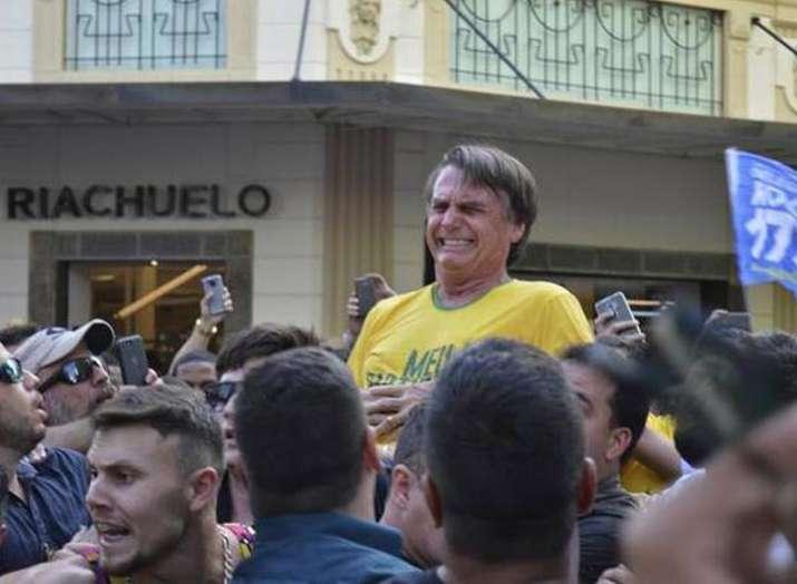 ब्राजील, Jair Bolsonaro, Brazil- India TV