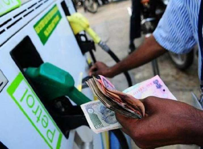 पेट्रोल-डीजल के दाम- India TV