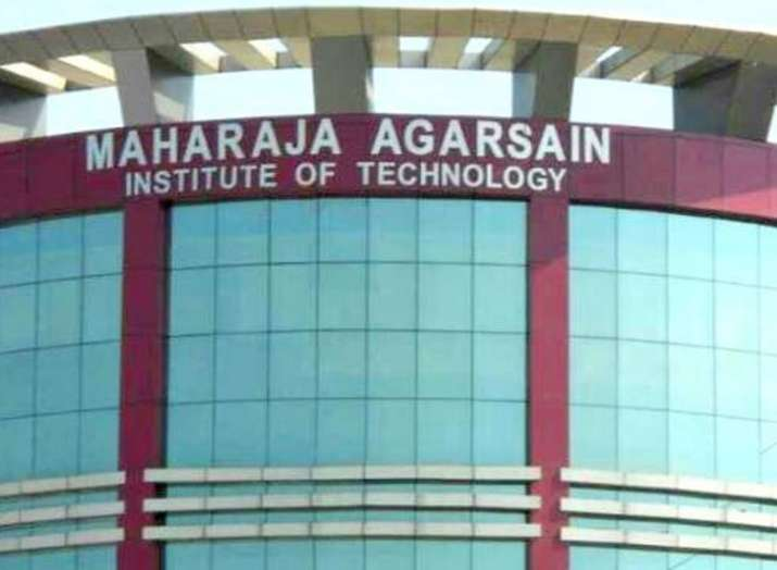 Maharaja Agrasen Institute of Management and Technology- India TV