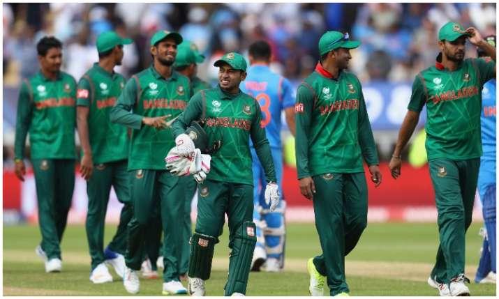 Bangladesh Cricket Team- India TV
