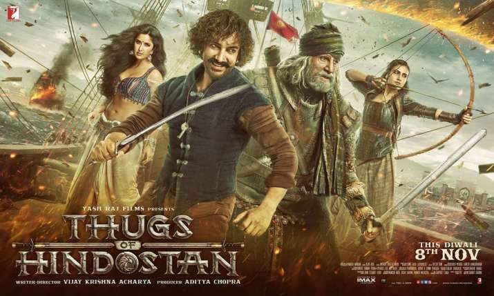 Thugs Of Hindostan Trailer Review- India TV