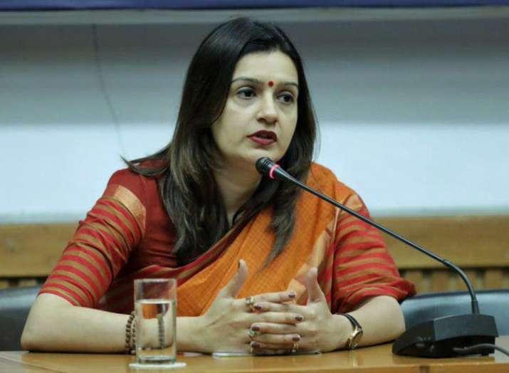 कांग्रेस, लोकसभा चुनाव, प्रियंका चतुर्वेदी- India TV