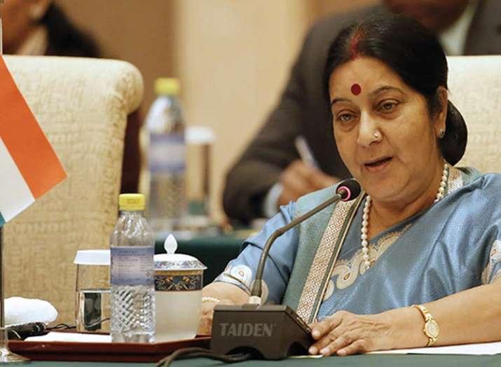 आतंकवाद, सुषमा स्वराज- India TV