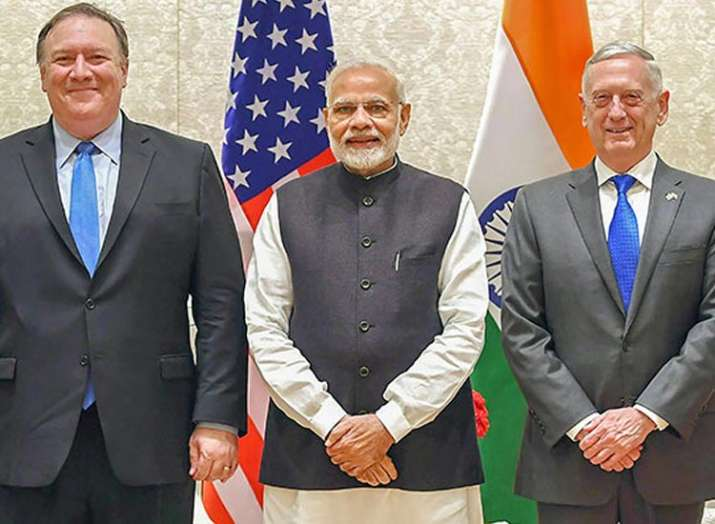 US Defence Secretary Jim Mattis- India TV
