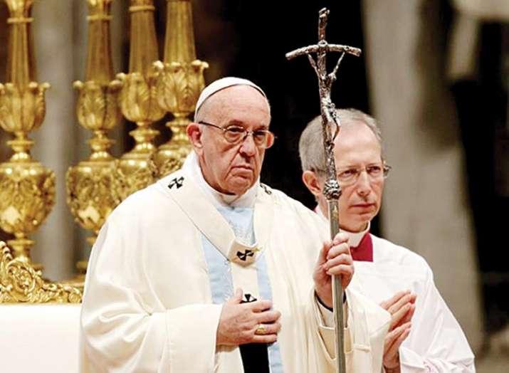 यौन शोषण, पोप फ्रांसिस, शैतान का हमला, चर्च- India TV