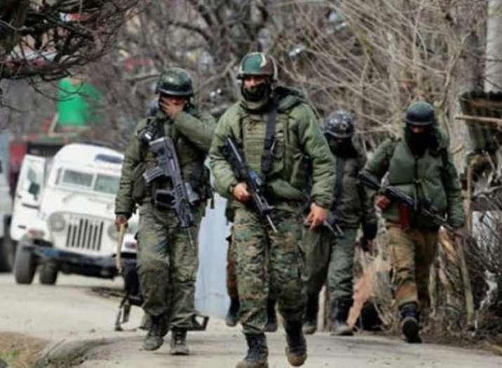 Jammu and Kashmir: Massive security operation underway in Pulwama- India TV