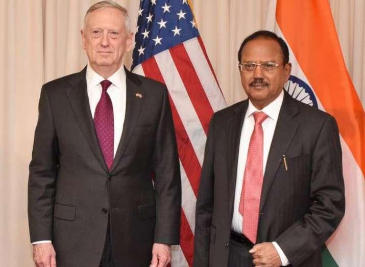 अजीत डोभाल, अमेरिका - India TV