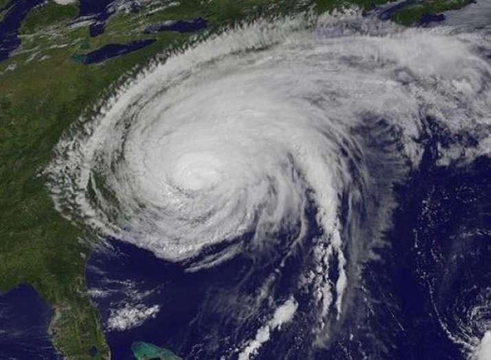 चक्रवाती तूफान 'डे', ओडिशा- India TV