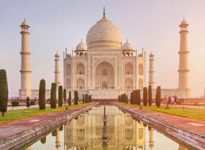 Taj Mahal as heritage- India TV