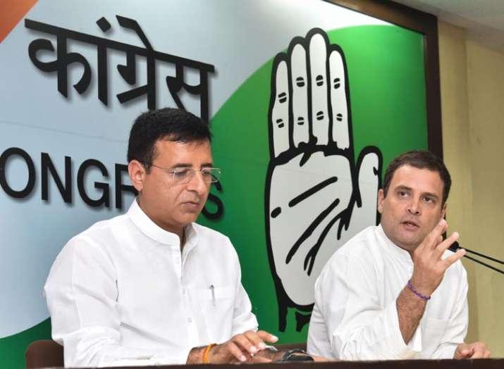 बेटी पढ़ाओ, मगर भाजपा के विधायकों से बचाओ, राहुल गांधी, कांग्रेस- India TV