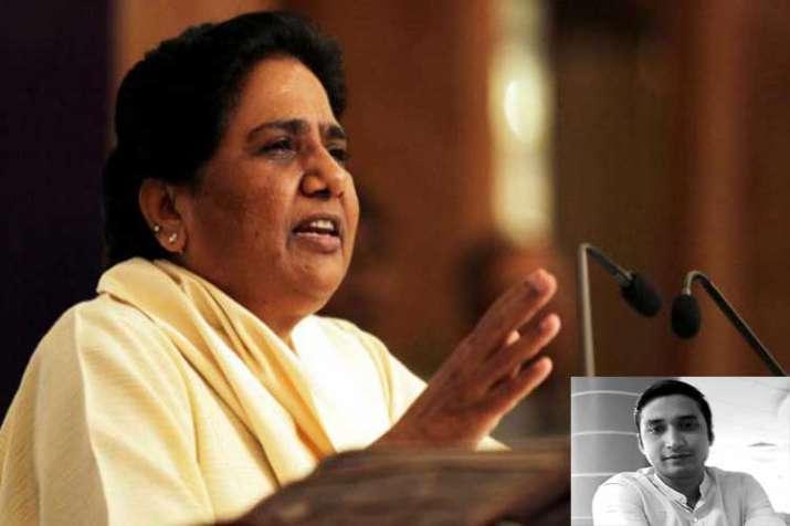Mayawati file pic- India TV
