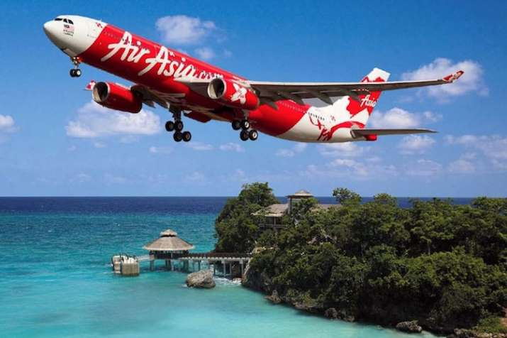 Air Asia offers domestic ticket in just Rs 999 and International ticket in Rs 1399 - IndiaTV Paisa