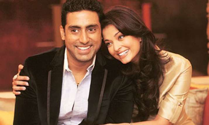 Abhishek-aish- India TV