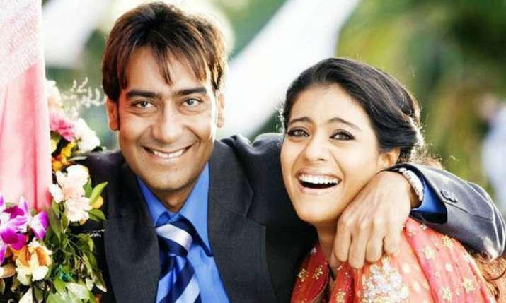 Ajay Kajol- India TV