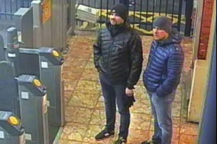 Alexander Petrov and Ruslan Boshirov | AP- India TV