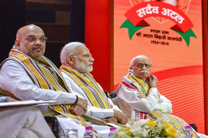 BJP working for 'making India', Congress for breaking India: Amit Shah- India TV