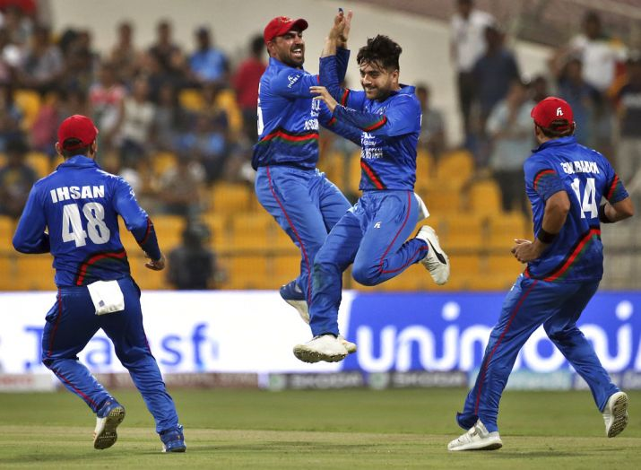Afghanistan Cricket Team- India TV