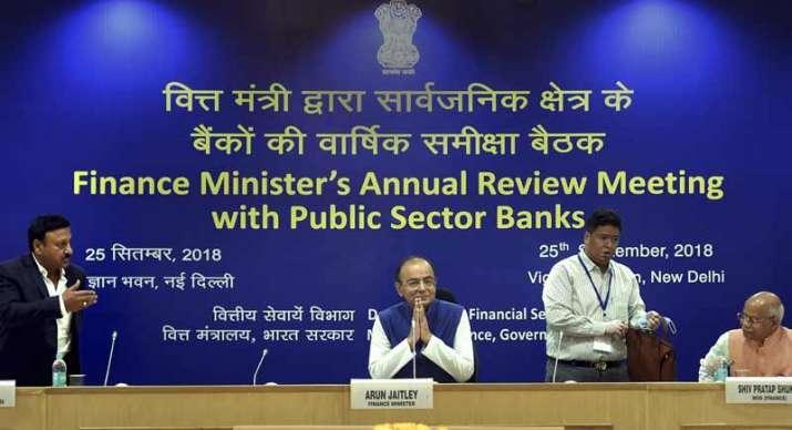 finanace minister arun jaitely- India TV Paisa