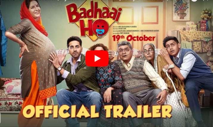 Badhai Ho Trailer- India TV